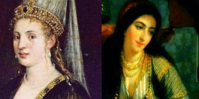 Tarihe damgasını vuran Osmanlı'nın en güçlü en kudretli kadınları!