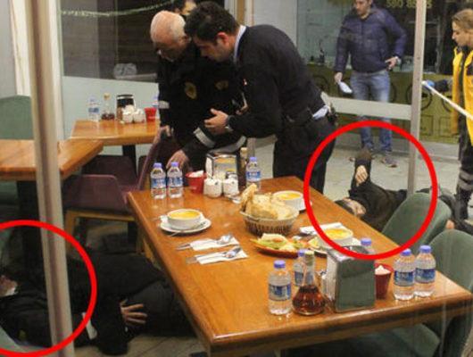 İstanbul'da bu sabah! Çorbacıda silahlar konuştu: yaralılar var!