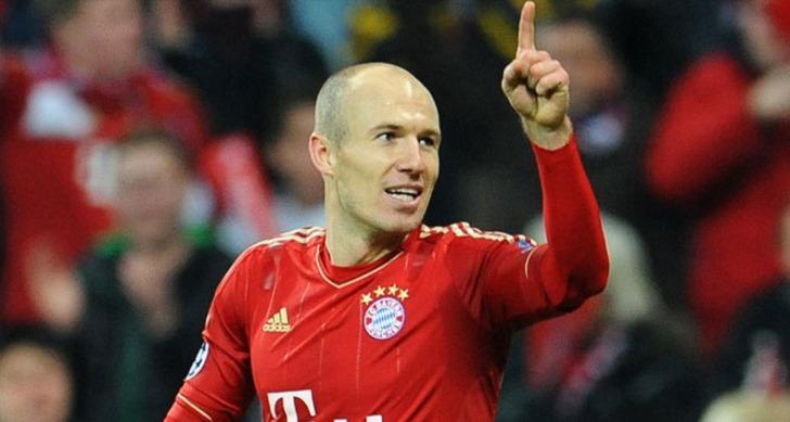 Arjen Robben (Bayern Münih)
