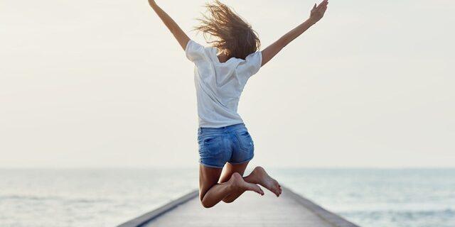 Mutlu olmak için bunları yapın! Bilimsel olarak kanıtlandı