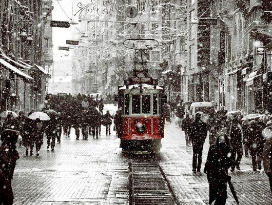 İstanbul hava durumu hakkında Meteoroloji'den kar açıklaması! İşte son hava durumu raporu...