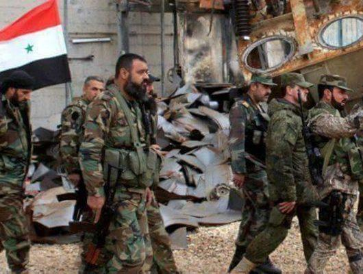 Son dakika! Suriye televizyonu: Rejim güçleri birkaç saat içerisinde Afrin'e girecek
