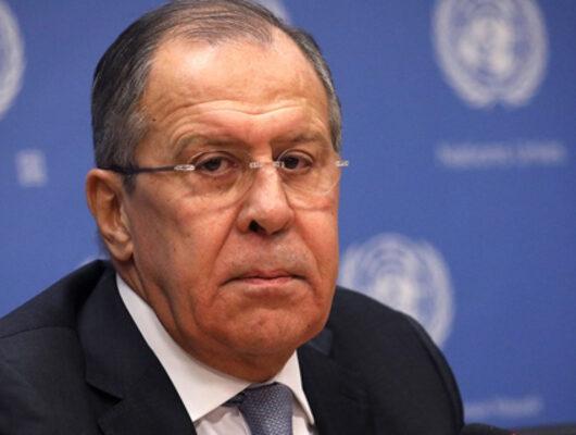 Lavrov: İdlib'de Suriye'yi durdurmak, Nusra'yı desteklemektir