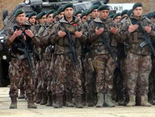 JÖH ve PÖH'ler 'Afrin' yolcusu