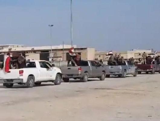 Suriye'de son dakika gelişmesi! Reuters: Esad'a bağlı güçler Afrin'de!