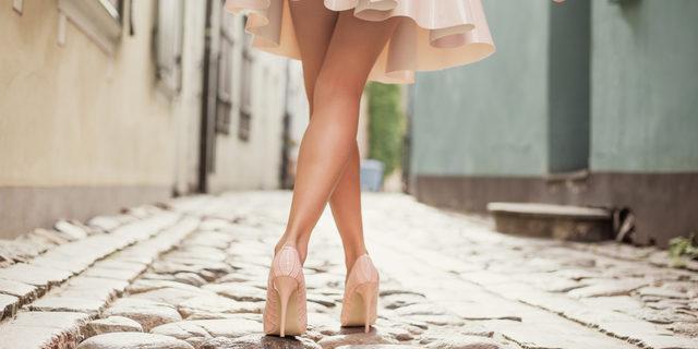 İnce, zarif ve sütun gibi bacakların sırrı bacak germe ameliyatı!