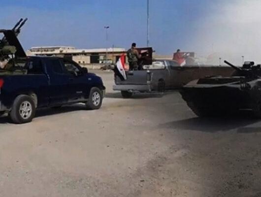 Suriye resmi haber ajansı: Hükümet güçlerinin yeni birlikleri Afrin'e ulaştı