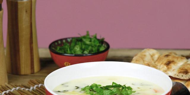 Sofrada sağlık var: Sebzeli makarna çorbası tarifi