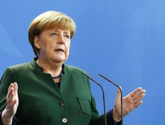 Son dakika! Merkel'den Suriye açıklaması