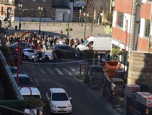 Brüksel'de son dakika saldırı alarmı!