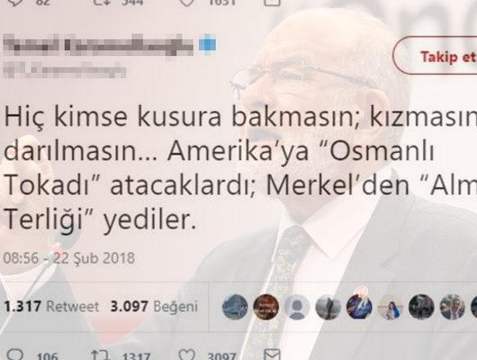Saadet Partisi lideri Karamollaoğlu'ndan gündemi sarsacak sözler!