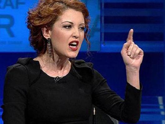 Nagehan Alçı'dan olay Sözcü gazetesi iddiası