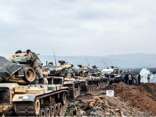 Afrin'de yeni gelişme! Zeytin Dalı Harekatında teröristlere darbe vuruluyor