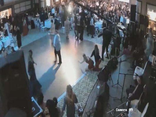 Düğündeki katliam güvenlik kamerasında!