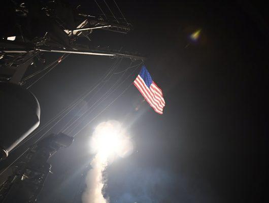 ABD: Suriye hükümet güçlerine karşı askeri güç kullanabiliriz