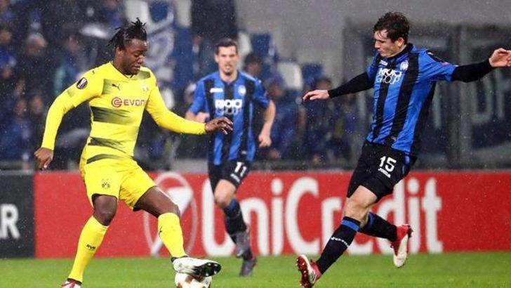Borussia Dortmund'lu Michy Batshuayi'ye ırkçı tezahürat!
