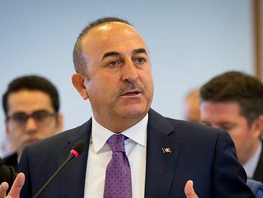 Dışişleri Bakanı Çavuşoğlu'ndan flaş ABD açıklaması: Biz uzlaşıya hazırız