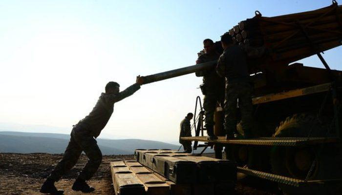 Zeytin Dalı Harekatı'nda ikinci aşamaya geçiliyor, Afrin kent kuşatması başlıyor
