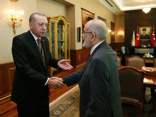 Cumhurbaşkanı Erdoğan'ın oyun planını bozan parti!