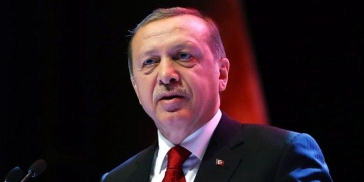 Cumhurbaşkanı Erdoğan açıkladı! Türkiye tarihinde bir ilk