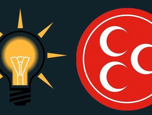 AK Parti-MHP arasında ilk kriz!