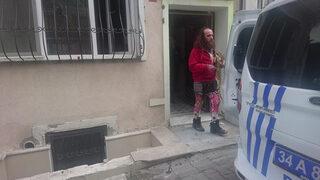 Evine aldığı evsiz adam başına bela oldu!