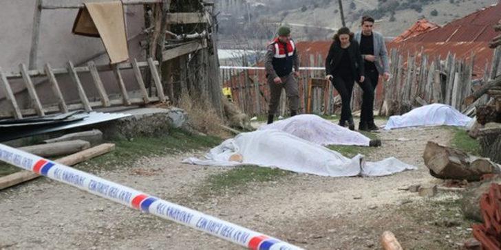 Bolu'da tarla meselesi kanlı bitti: 4 ölü, 2 ağır yaralı