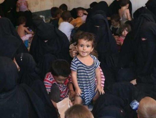 Irak mahkemesinden flaş karar:  16 Türk kadına idam cezası