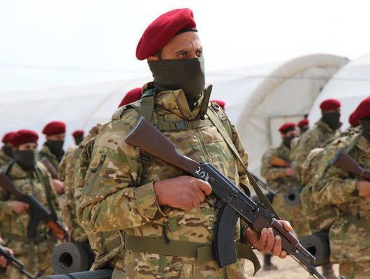 Kürt Şahinleri Tugayı Afrin'e gidiyor