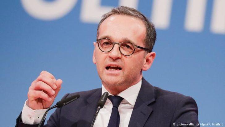 Almanya'nın yeni Dışişleri Bakanı Heiko Maas