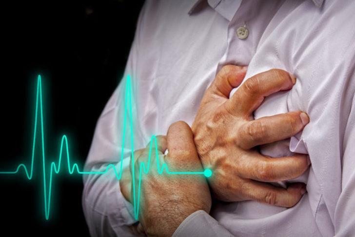 Kalp krizi sırasında alınması gereken 8 önlem!