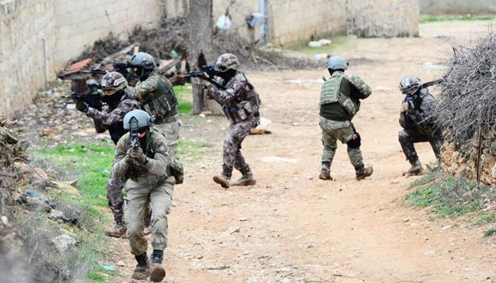 Özel harekat timleri Afrin için hazırlanıyor!