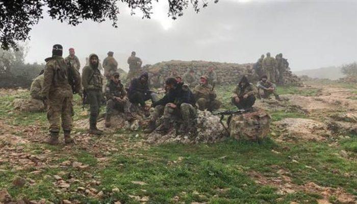 Afrin'de ATAK helikopterleri havalandı! Yeni operasyon başladı