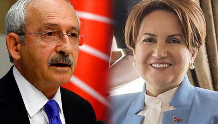 Siyaset gündemine bomba gibi düşen ziyaret! CHP, İYİ parti arasında mütabakat!