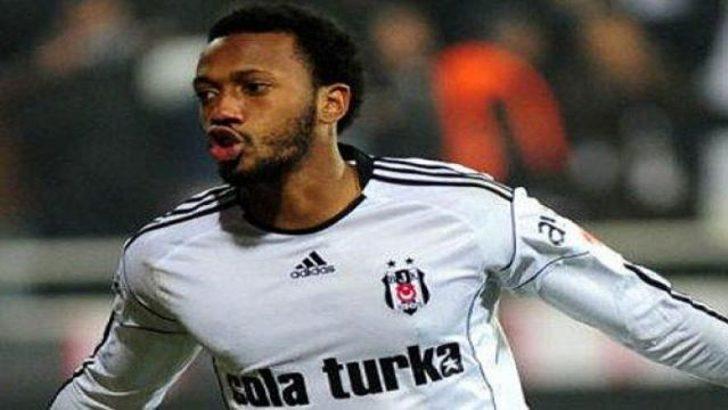 Beşiktaş'tan Fernandes ve Melo'ya pankart!