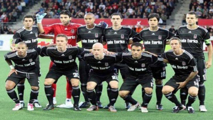 İşte Beşiktaş'ın 'Paşa' kadrosu!