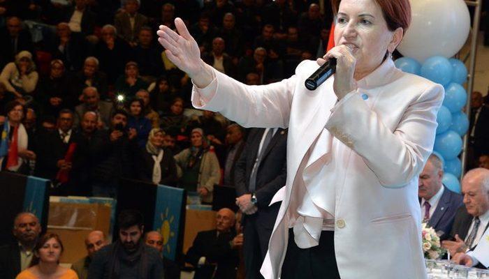 Meral Akşener fena patladı! 'Elini kırarım'