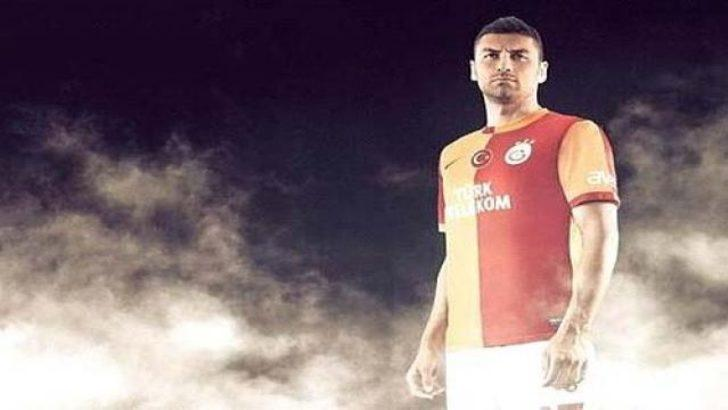 İşte Galatasaray'ın yeni sezon parçalı forması!