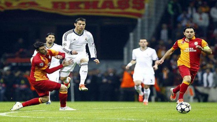 Galatasaray - Real Madrid (CANLI)