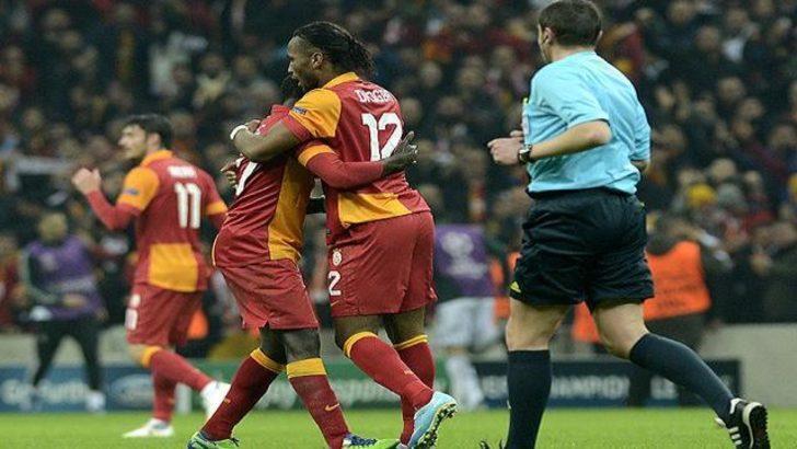 """Galatasaray 3 Real Madrid 3,5 attı"""