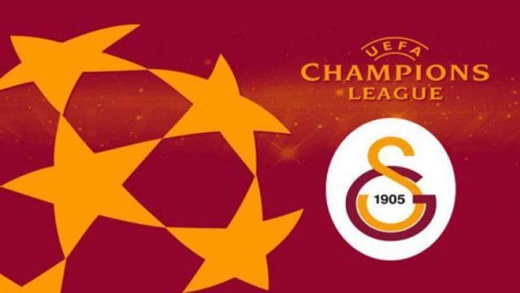 İşte Galatasaray'ın fikstürü!