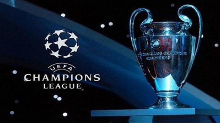 Şampiyonlar Ligi kuraları çekildi!
