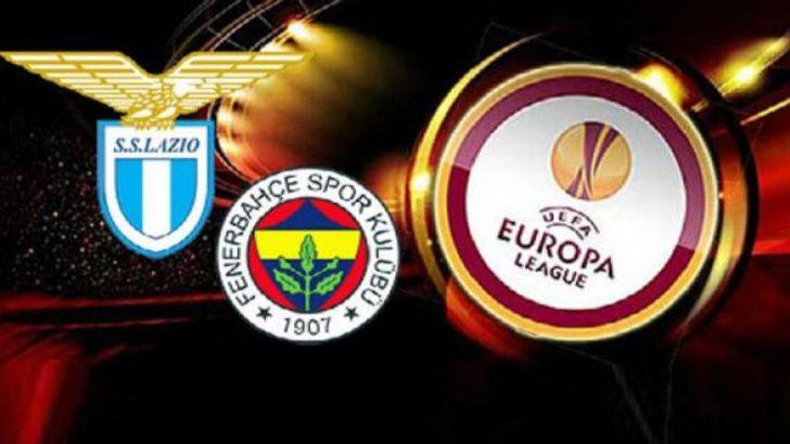 Fenerbahçe-Lazio maçı ne zaman hangi kanalda?