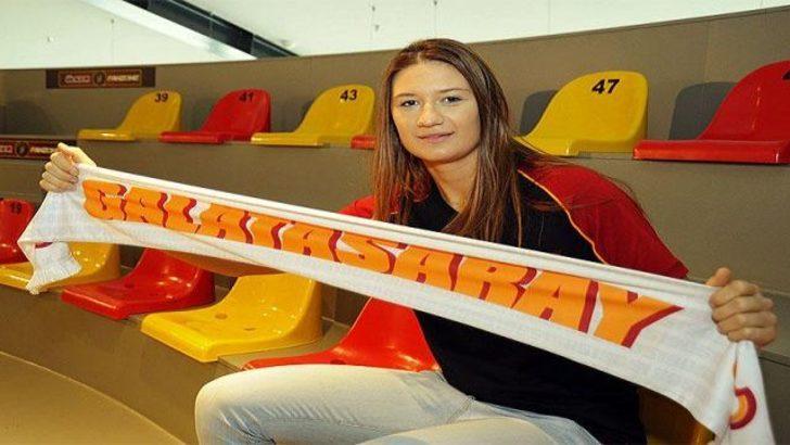 Neriman Özsoy Galatasaray'da!