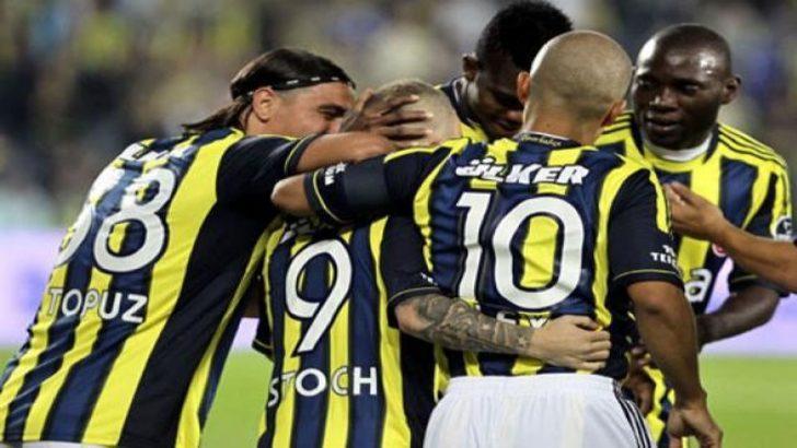 Fenerbahçe'ye 1 maç ceza!