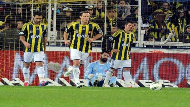 Fenerbahçe'den 3. dejavu!