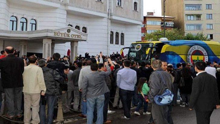 Sivas'ta olay: Çıksınlar yoksa terk ederiz