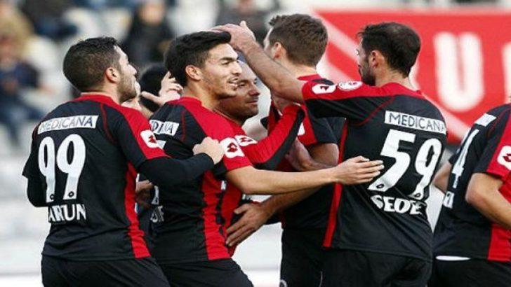 Gençlerbirliği 5 golle 5. tura!