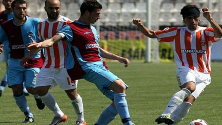 Adanaspor tek golle güldü!