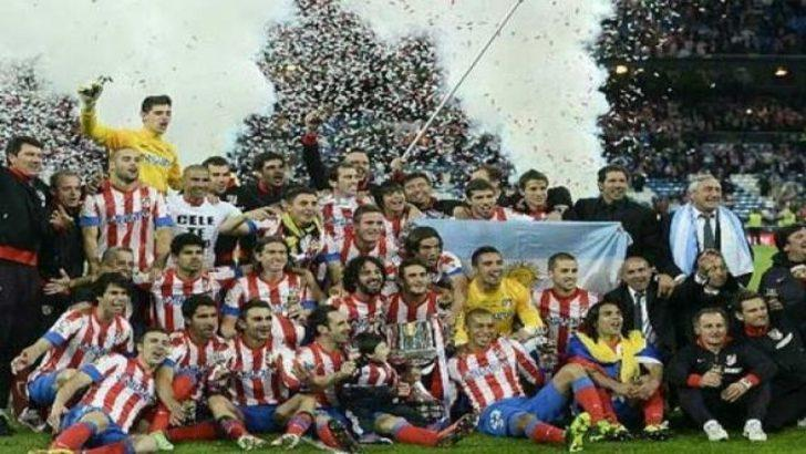 Madrid'in 'Kral'ı Atletico